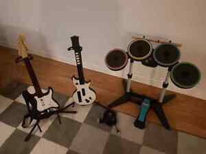 Instruments for Nintendo wii
