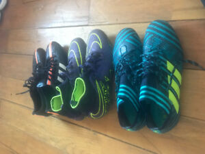 Soccer cleats!! All size 8 $80 each