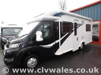Bailey Approach Autograph 745 Fixed Bed Motorhome MANUAL 2016
