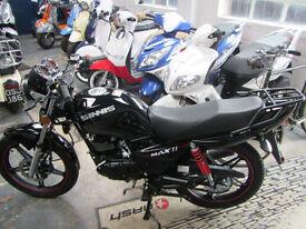SINNIS Max 125cc II 125 Naked II 125