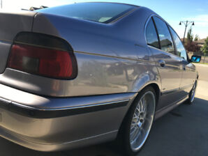 1997 BMW 540ia Mechanic special! LOW KM! Great Deal!