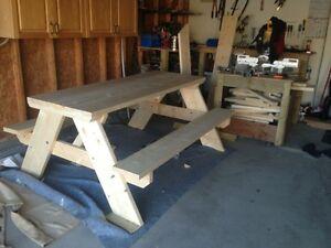 Custom Made Indoor / Outdoor Furniture - For Sale
