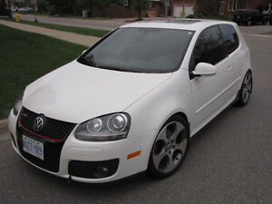 2007 Volkswagen GTI Coupe (2 door)