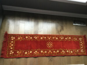 Wool runner/carpet - from Europe
