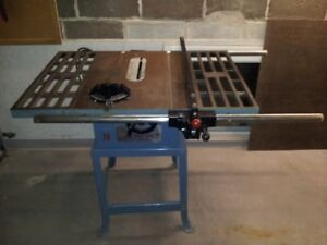"Table Saw 10"" Tilt Arbor"