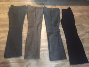 Woman's size 8 dress pants