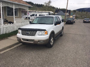 2003 Ford Expedition Eddie Bauer Edition SUV