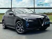 2017 Alfa Romeo Stelvio 2.0T Speciale Auto Q4 AWD (s/s) 5dr