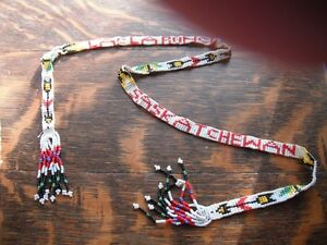NATIVE BEADWORK