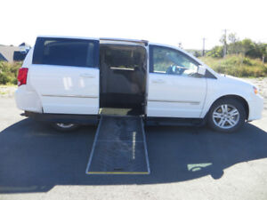 2012 Wheelchair Accessible Van Dodge Excellent Condition