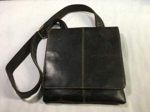 Men's Leather Bag by Danier.