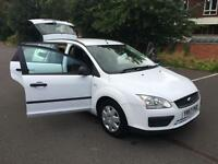 Ford Focus 1.6TDCi ( 90ps ) 2007.5MY Studio. LOW INSURANCE & TAX.