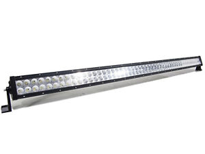 "50"" Cree Led Light Bar by Race Sport Street Series"