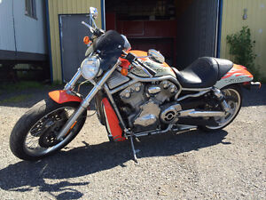 Harley Davidson VRod Screaming Eagle 2007