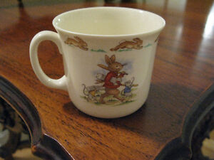 1980s Royal Doulton Bunnykins Cup - in Perfect Condition