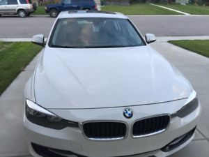 PRIVATE SELLER! 2014 BMW 320I X-DRIVE – SPORTS PACKAGE