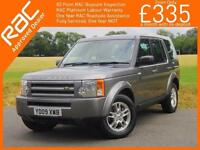 2009 Land Rover Discovery 2.7 TDV6 Turbo Diesel GS 4x4 4WD 6 Speed 7 Seater Just