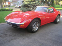 1971 Corvette 350ci Matching Numbers