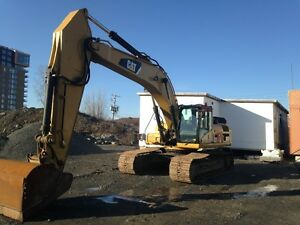 Excavatrice Caterpillar 330DL 2008 à vendre