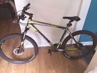 "Men's giant mountain bike XL BARGAIN 26"""