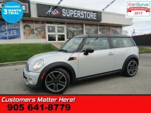 2012 MINI Cooper Hardtop Clubman  LEATHER PANORAMIC ROOF HEATED