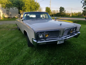 1964 Chrysler Imperial Crown coupe 2DR