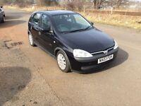 Vauxhall Corsa 1.0 i 12v Active 5dr- 12 Months MOT