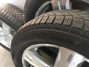 Winter tires and rims Pirelli 235/55 R19 Dodge Journey London Ontario image 5