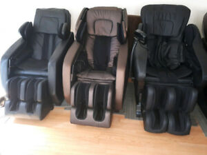 CLEARANCE SALE- MASSAGE CHAIRS