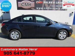 2016 Chevrolet Cruze Limited LT w/1LT  CAMERA, BLUETOOTH, REMOTE