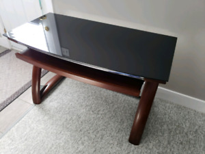 Computer Desk with K/M Tray