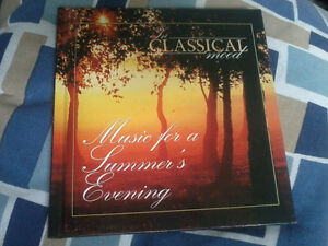 In Classical Mood CD's With Book - $10.00 For ALL !!!