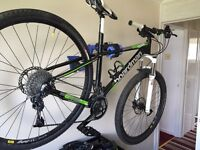 """Boardman 29er 16"""" under 1 year old, with extras"""