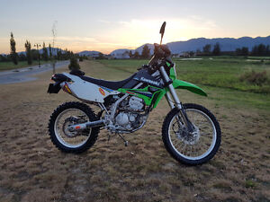 2013 Kawasaki klx-s Enduro Dual Sport