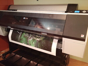 Imprimante Epson Stylus Pro 9900 Large format 44 inches printer