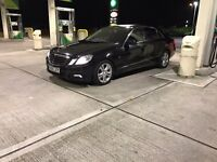 2012 Mercedes E 220 CDI BLUE-EFFICIENCY AVANTGARDE