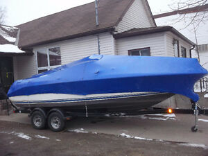 SHRINK WRAPPING & WINTERIZING MECHANICAL BOAT REPAIR