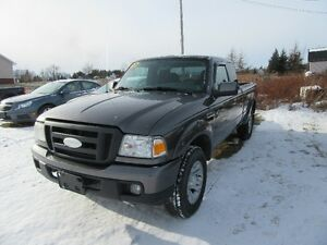 2007 Ford Ranger X CAB  3.0 L  5 SPD  NEW  TIRE  MVI