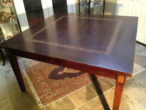 Solid Wood Pier 1 Imports Dining Table