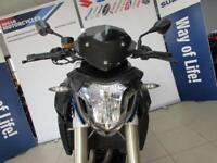 BMW F800R SPORT ONE OWNER BIKE WITH ABS AND COLOUR MATCHED SEAT COWL