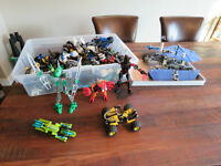 Lego - Bionicle & Mars Rover