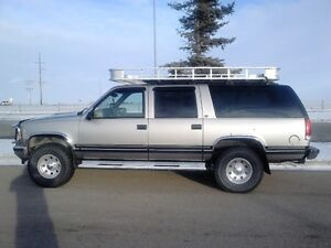 TRADE suburban rebuilt $30+k invested for 5 ton or trailer