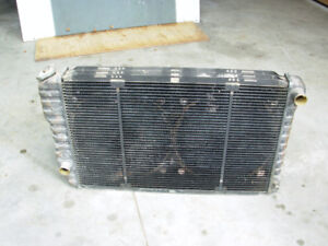 Ford cross flow radiator