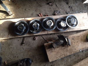 92 Jeep YJ parts