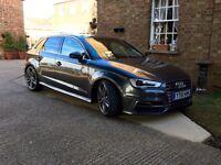 Audi s3 2015 5door grey (Cat d) px swaps