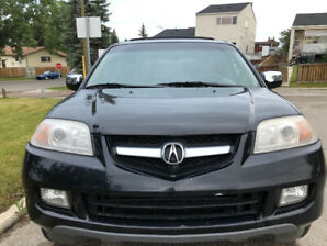 2006 ACURA MDX-TOURING-AWD*ACTIVE*LEATHER*SUNROOF*7-Seat*w/ENTER