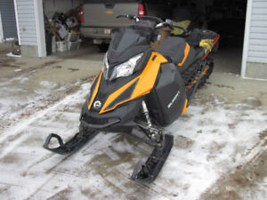 2013 SUMMIT upgraded to 163 T3 with new engine
