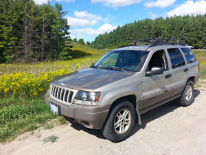 2004 Jeep Grand Cherokee $1100 must go today
