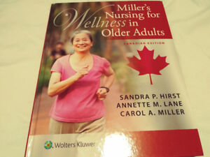 Millers Nursing for Wellness in Older Adults-St. FX
