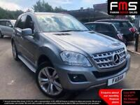 2011 60 MERCEDES-BENZ M CLASS 3.0 ML300 CDI BLUEEFFICIENCY SPORT 5D AUTO 4X4